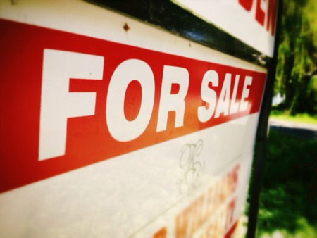 October Home Sales Increase Is First In Months