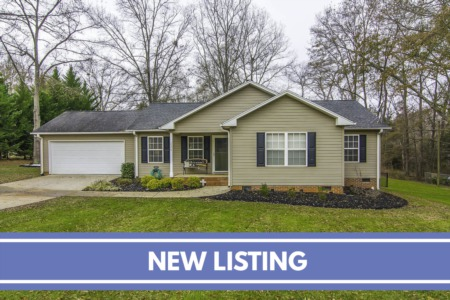 New Listing: 220 Edgewood Circle, Woodruff