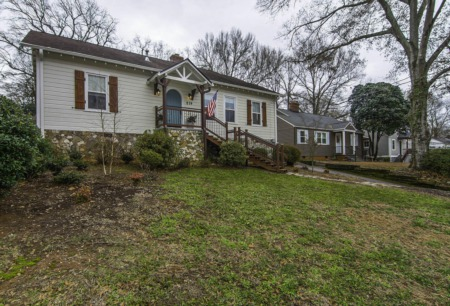 New Listing: 219 Cammer Ave, Greenville (UNDER CONTRACT)