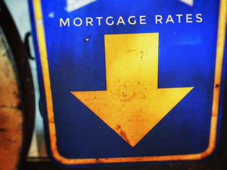 Mortgage Demand Slips Even As Rates Fall