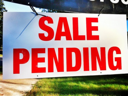 Pending Sales Bump May Be Sign Of Things To Come