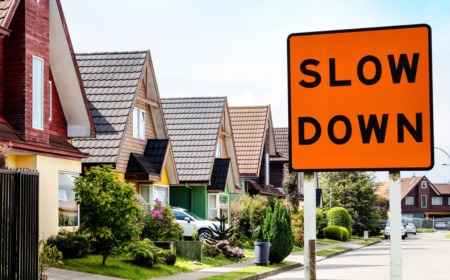 Home Price Increases Continue To Slow