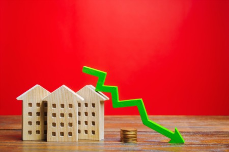 Mortgage Rates Down As New Year Begins