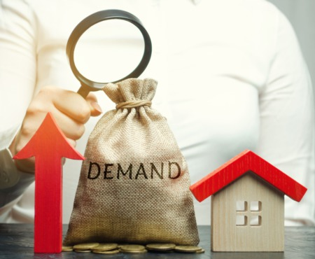 Mortgage Demand Hits 11-Year High To Start 2020