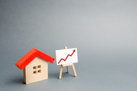 Home Prices Increase Just 3.5% From Last Year