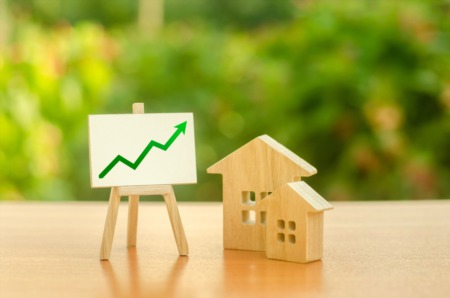 Home Prices Up 3.8% Year Over Year