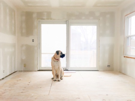 How New Home Building Could Lead A Rebound