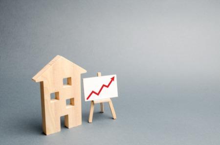 Mortgage Rates Increase As Demand Falls