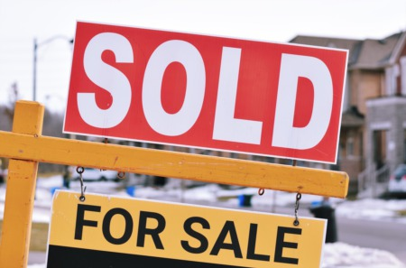 Existing Home Sales Fall In May