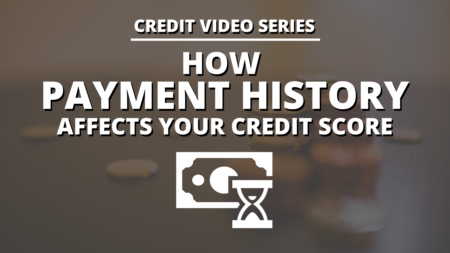 How Payment History Affects Your Credit Score