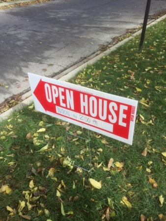 Number Of Showings Per Listing Remains High