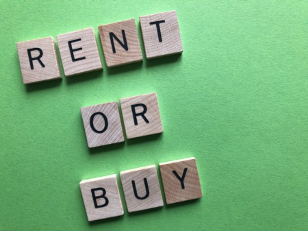 Is Buying Still More Affordable Than Renting?