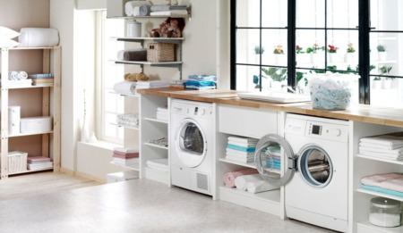 How to Create a Functional Laundry Room