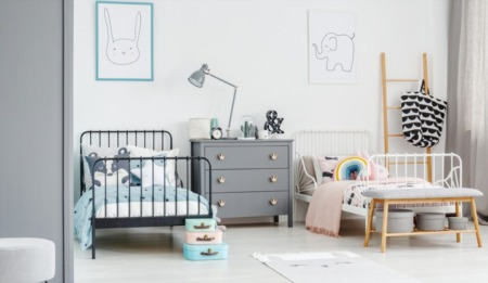 Get Your Kid's Room Ready for Buyers