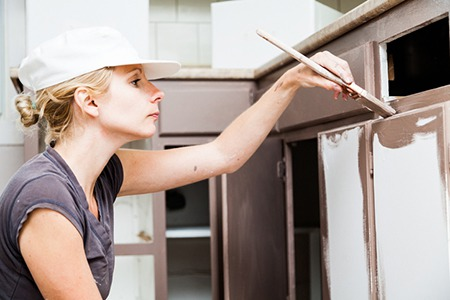 Should You Paint or Stain Your Kitchen Cabinets?