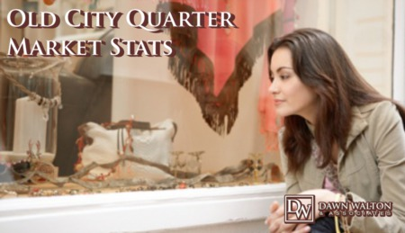 Old City Quarter Nanaimo Real Estate Market Stats April 2020