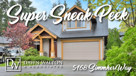Super Sneak Peek - 5168 Simmher Way