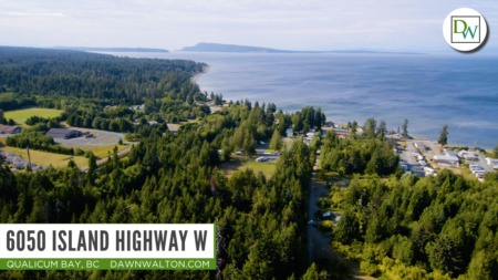 Just Listed - 6050 Island Highway W