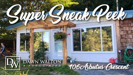 Super Sneak Peek - 106 Arbutus Cres