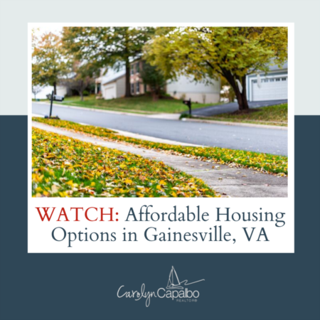 VIDEO: Affordable Living in Gainesville, VA