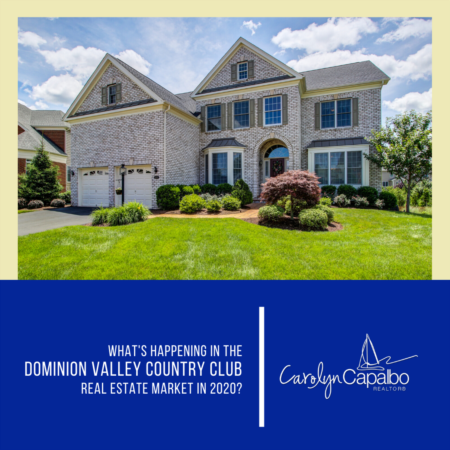 What's Happening in the Dominion Valley Country Club Real Estate Market