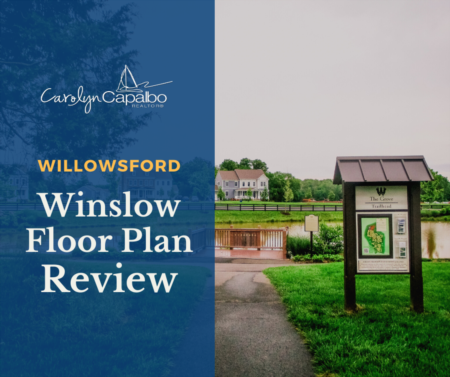 Willowsford: Winslow Model Floor Plan Review