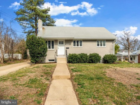 HOT PROPERTY ALERT: 7214 Wayne Drive in Annandale, VA for Sale