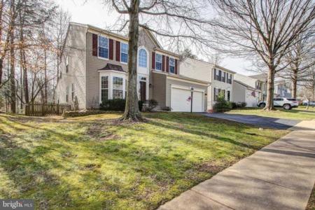 Gorgeous Manassas, VA Home for Sale Under $500,000: 5637 Assateague Place