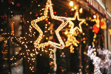 Best Places for Holiday Lights in Loudoun County and Fairfax County