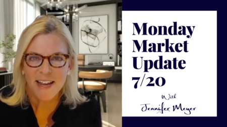 Monday Market Update July 20,2020