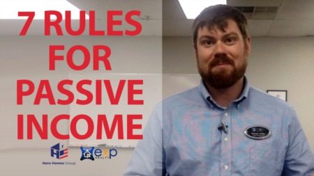 Q: What Are the 7 Rules for Generating Passive Income?
