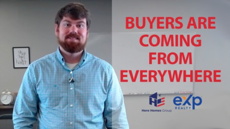 Where Are All These Buyers Coming From?