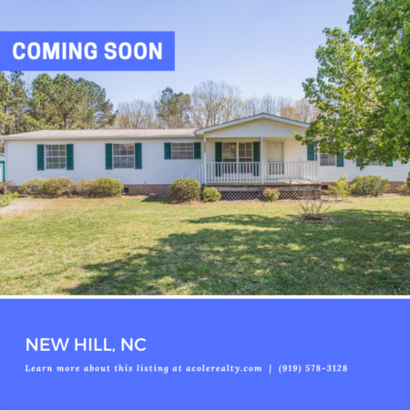*COMING SOON* A fabulous opportunity awaits! This peaceful and serene home sits on 2.8 acres with plenty of space to enjoy the outdoors.