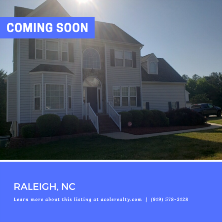 *COMING SOON* Upgrades Galore! This immaculate home is in a convenient location.