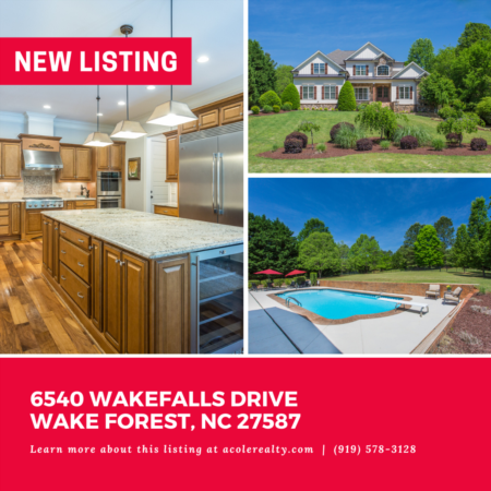 *NEW LISTING* Step through the double door entrance of this Wakefield Estate home on 1.84 acres