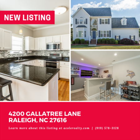 *NEW LISTING* Upgrades Galore! Come see this immaculate home in a convenient location