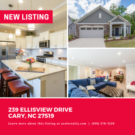 *NEW LISTING* This spectacular home features a beautifully landscaped yard, full finished basement perfect for a guest suite, and tons of storage.