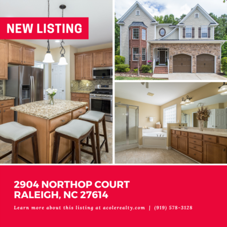 *NEW LISTING* Step into this charming home to admire the grand 2 story entryway & Living Rm w/ abundant natural light.