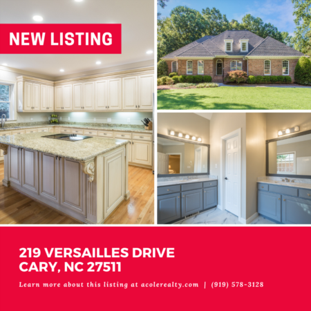 *NEW LISTING* Stunning all brick home with tons of expansion space.
