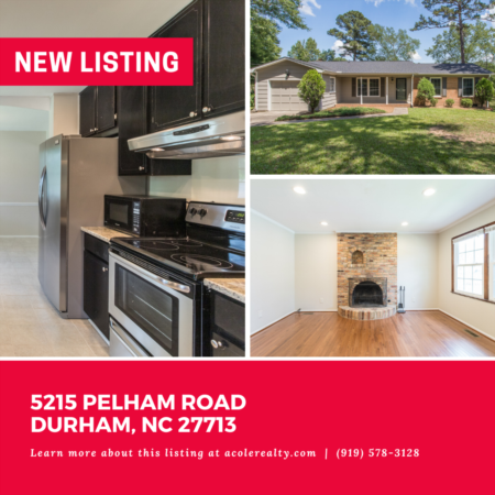 *NEW LISTING* Amazing Lake Front Property in Durham!
