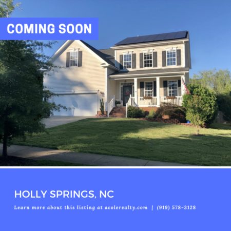 *COMING SOON* Immaculate home in the highly sought-after community of Holly Glen!