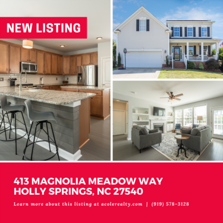 *NEW LISTING* Immaculate home in the highly sought-after community of Holly Glen.