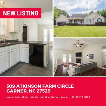 *NEW LISTING* Highly sought-after Ranch floor plan in the desirable community of Lees Plantation.