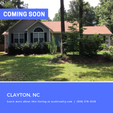 *COMING SOON* Highly sought-after Ranch home on a private cul-de-sac lot.