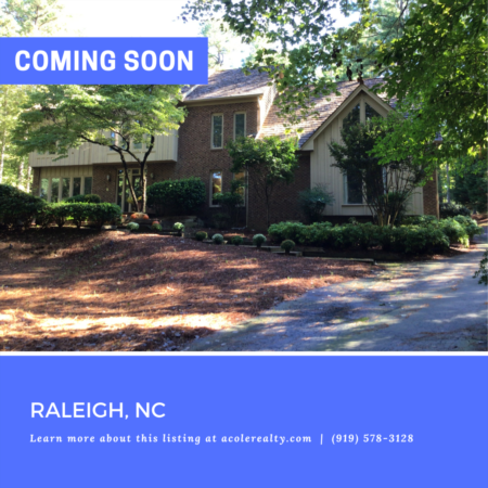 *COMING SOON* Estate home, nestled on 1.95 acres, with no city taxes!