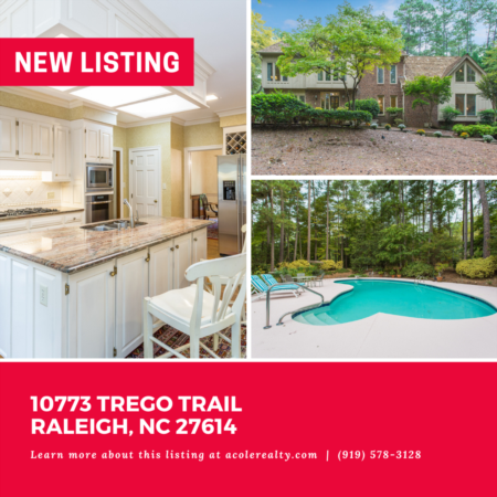 *NEW LISTING* Estate home, nestled on 1.95 acres, with no city taxes!