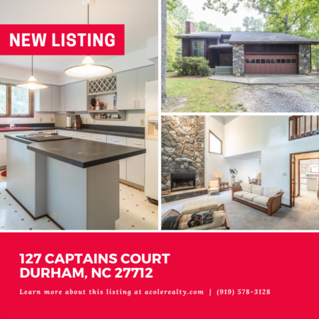 *NEW LISTING* Nestled on almost 2.5 acres, this cul-de-sac home features a newer roof, mature landscaped lot with a small front yard creek, tons of privacy, and is in a convenient location close to I-85, shopping, and restaurants.