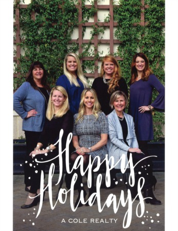 Happy Holidays From A Cole Realty