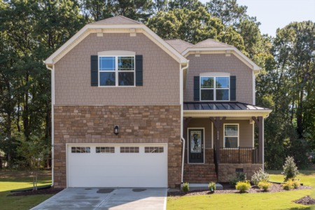 Open House this Sunday from 1:00 to 4:00 pm in Apex in New Build!