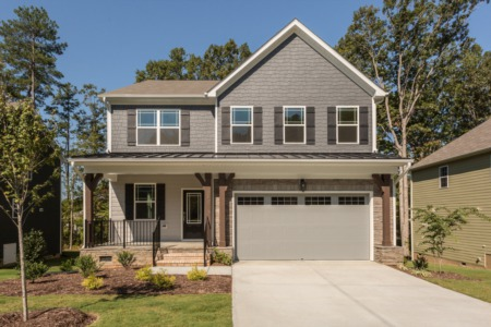 Open House this Sunday in Apex at Newly Built Home from 1:00 to 4:00 pm!
